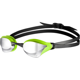 arena Cobra Core Mirror Lunettes de protection, silver-green